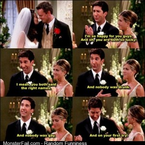 I feel bad for Ross
