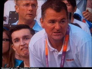 Just saw this at the olympics