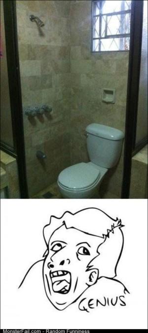 Funny Pics Genius Idea