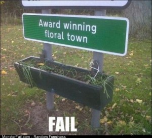 Fail award Winning