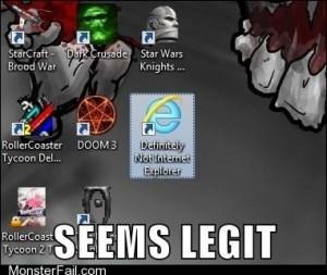 Im still not clicking on it