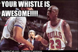 Your whistle is awesome