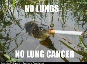 Funny Pics No Lungs