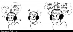 Misandry in Music