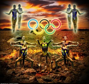 Occult Olympics xpost from