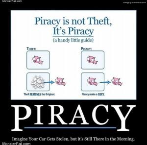 Piracy guide