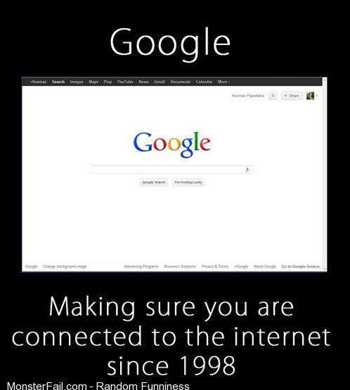 I use Google for more than just looking up stuff on internet