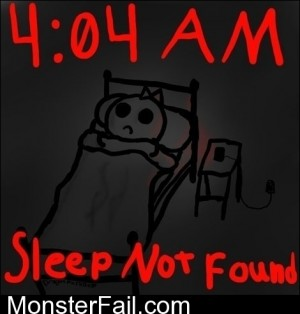 Sleep Not Found