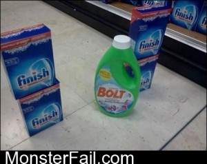 Bolt Finishes Seems Legit