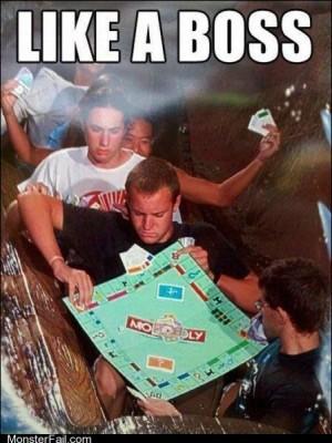 Like A Monopoly