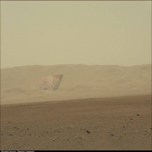Curiosity Rover spots life on Mars