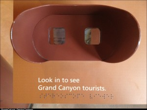 The Grand Canyon is