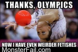 Thanks Olympics