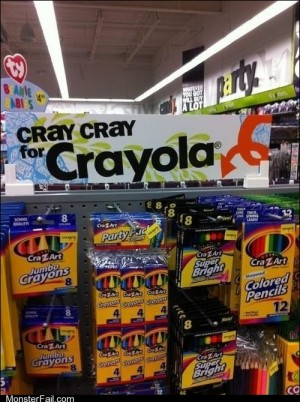 Job fails That Shelf Cray