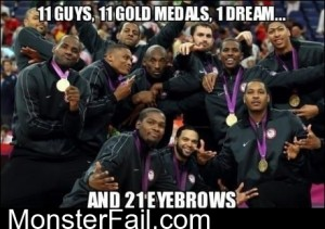 And 21 Eyebrows