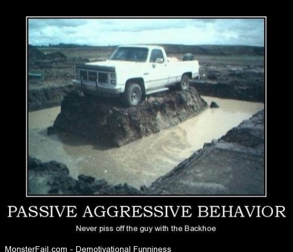 Passive Behavior
