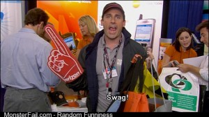 The only thing I can think when people tell me they have swag