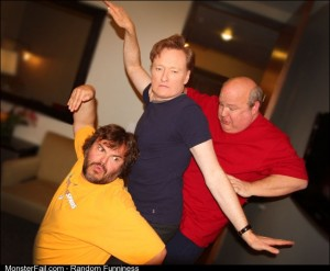 Conan and Tenacious D what else