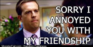 How I feel when someone on facebook confirm my friend request