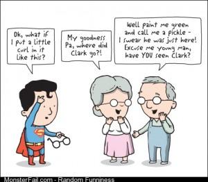 You go Clark