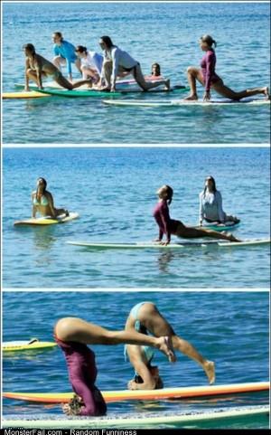 Funny Pics Talented Ladies