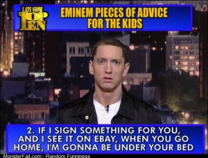Why I love Eminem
