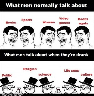 Party Fails How to Be a Man