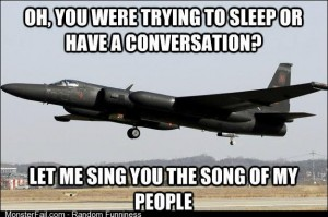 The United States Air Force posted this on Facebook