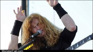 Dave Mustaine Thinks Obama Was for the Last Two or Three Shootings