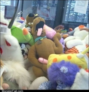 Monster fail Scooby Pls FAIL