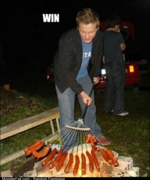 Fail lots Of Hotdogs