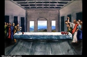 Party Fails Dammit Jesus Stop Turning the Water Cups Into Wine