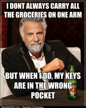 Funny Pics Groceries
