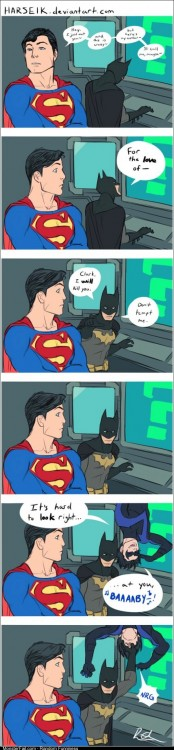 Batman hates Me