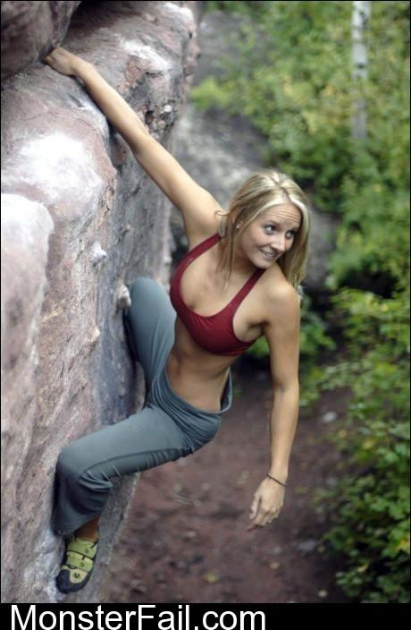 I Love Climbing Now