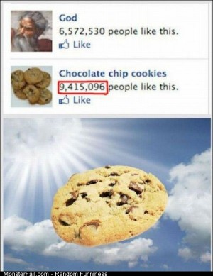 Funny Pics Chocolate Chip