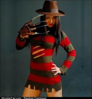Funny Pics Freddy Krueger