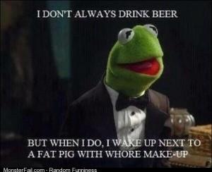 Oh Kermit