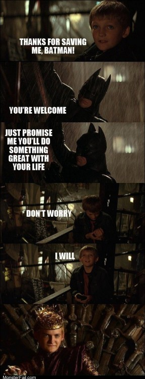 Batman Should Really Get Over His Thing