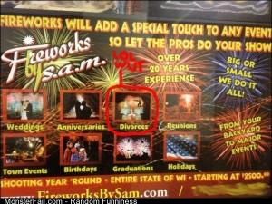 Funny Pics Fireworks