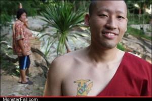 Funny tattoos Ugliest Tattoos What Between Choosing Pikachu and Not Choosing Pikachu