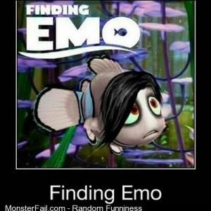 Emo lmfao lmao