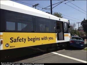 Where Safety Begins