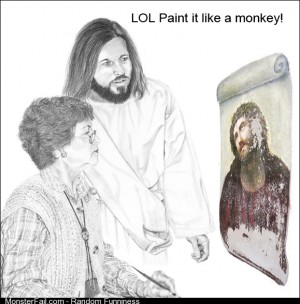 What really happened to that Jesus painting