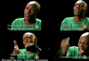 Dave Chapelle on O