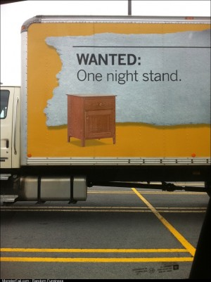 Wanted one night stand