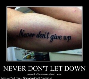 Never Dont