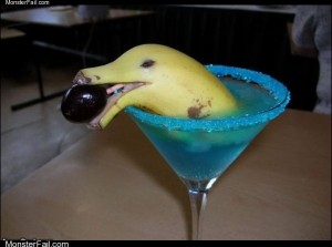 Awesome martini