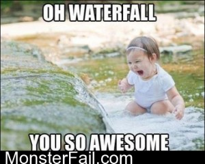 Oh Waterfall