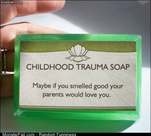 Funny Pics Childhood Trauma